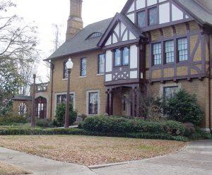 Davenport house in Greer