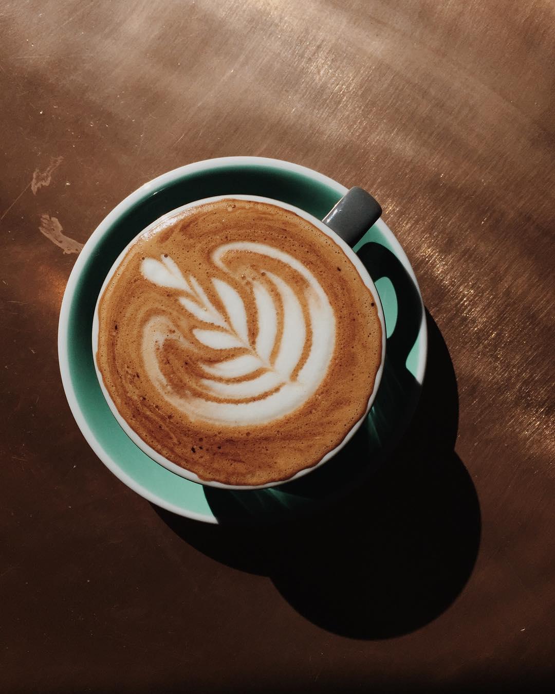 Barista Alley Latte