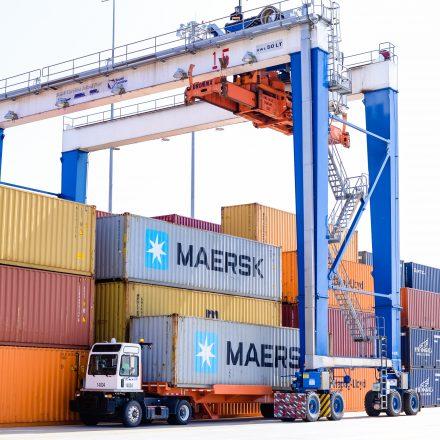 Greer Inland Port - South Carolina Ports Authority