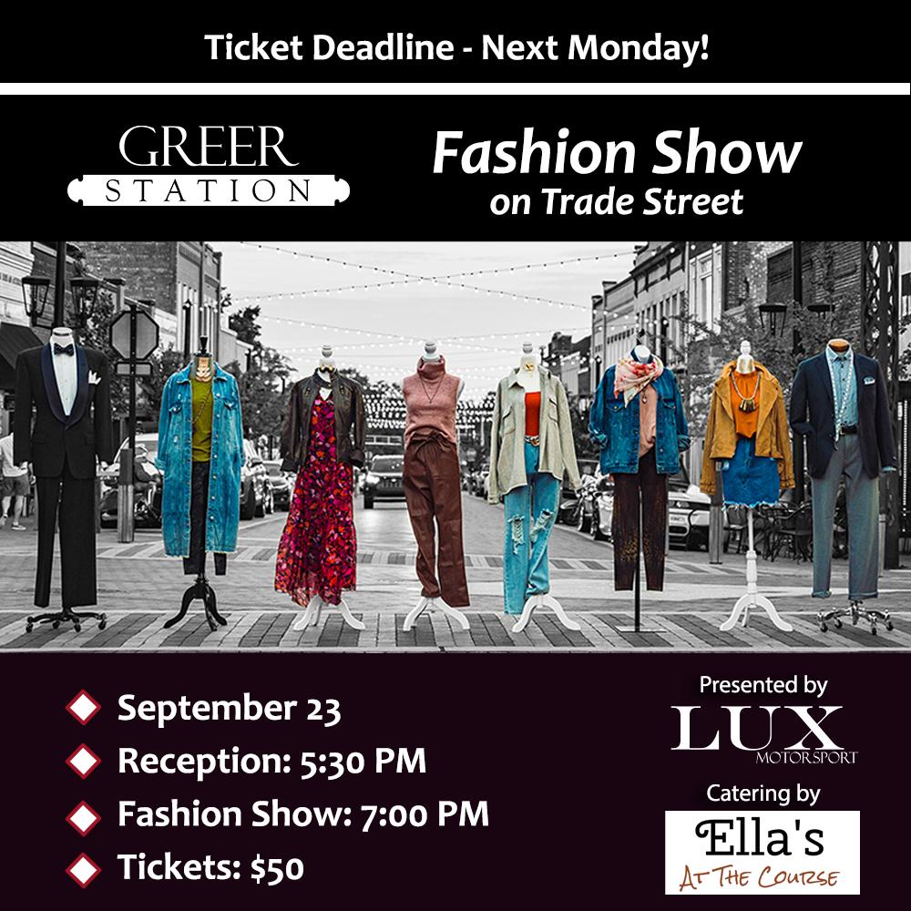 1 - Fashion Show Promo