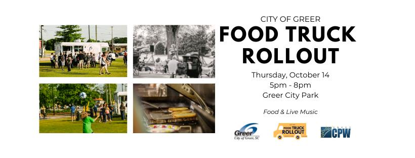 Food Truck Rollout Thursday 2