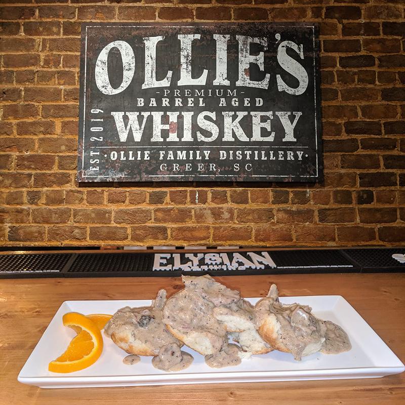 Ollie's - Biscuits, brisket & gravy 2 - Copy