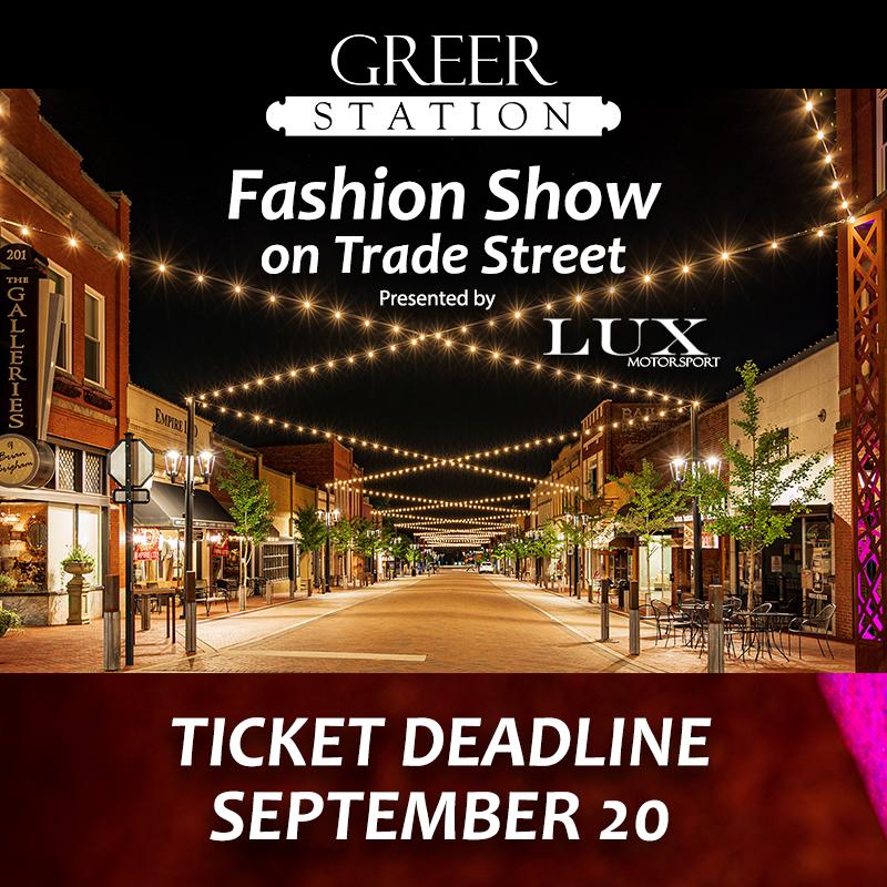 Ticket deadline promo