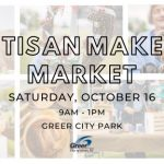 October 16 – Saturday in Greer Station